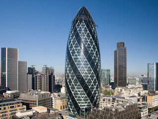 Level 21 St Marys Axe Completed