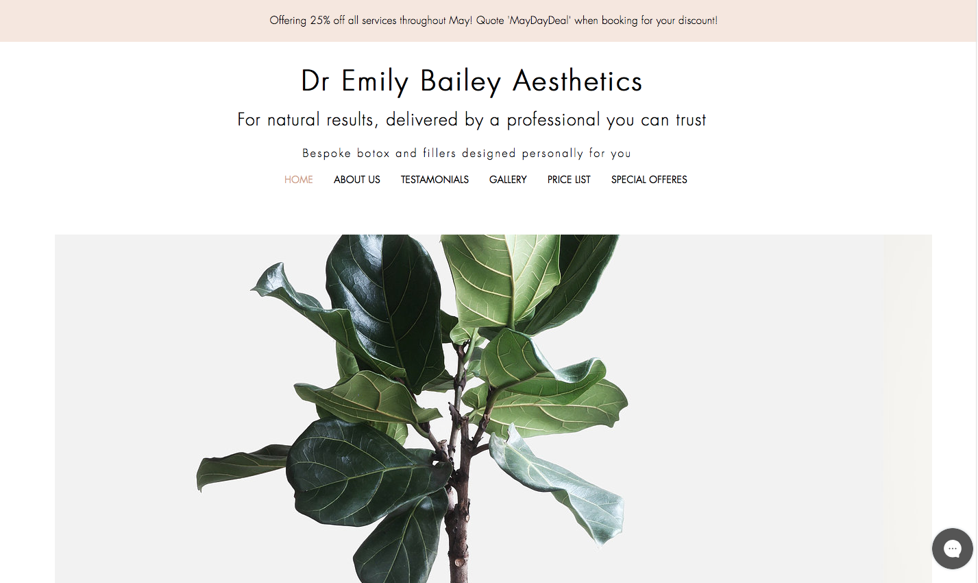 Botox | Fillers | Dr Emily Bailey Aesthetics | Beckenham