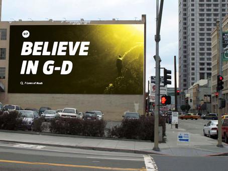 7 Laws - Billboard Campaign