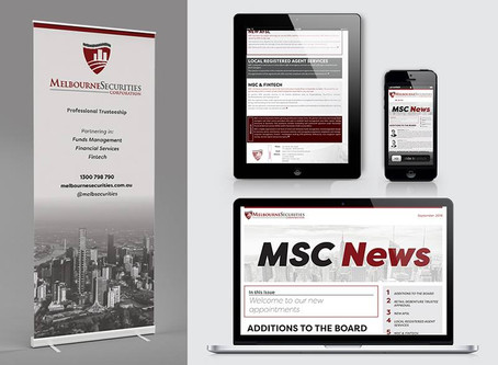 Melbourne Securities Corporation - Promotion & Upkeep