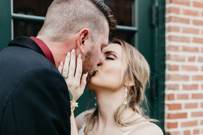 Dubuque Iowa Wedding Photography