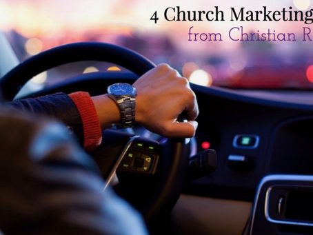 4 Church Marketing Lessons from Christian Radio