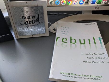 """Rebuilt: The Story of a Catholic Parish"" Review"
