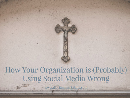 How your ministry is (probably) using social media wrong