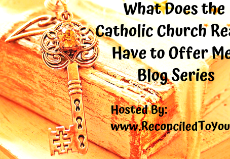What Does the Catholic Church Really Offer Me? - Sacred Scripture