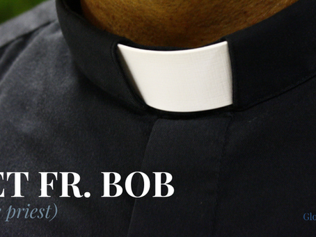 Meet Fr. Bob, My Fake Priest