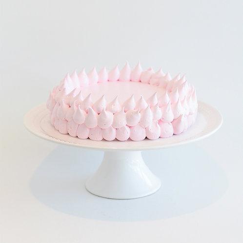 Valentine's Pink Cake