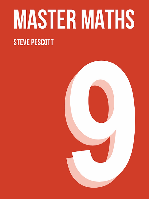 Master Maths 9 (e-book)