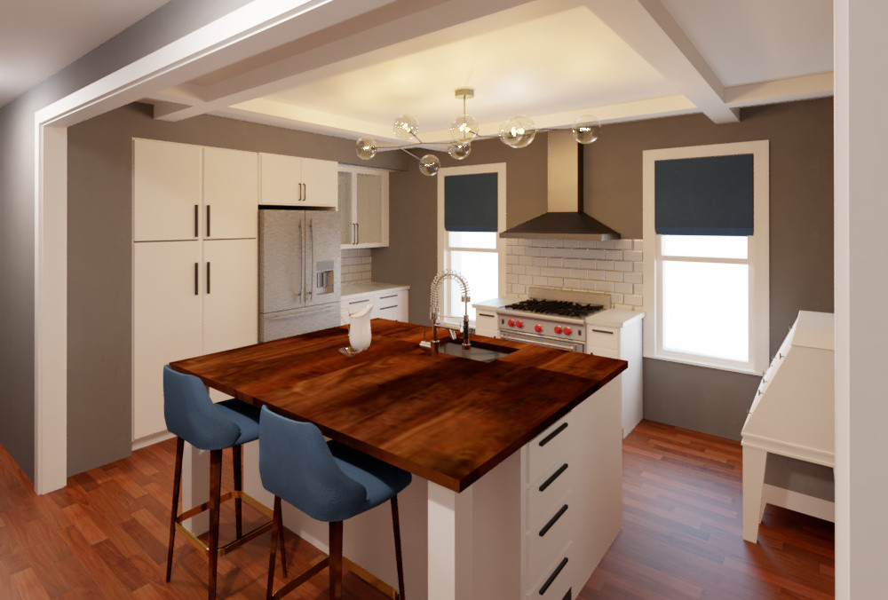 West Village Kitchen Remodel