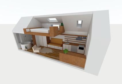 Tiny House Concept