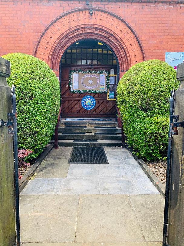 Squirrels Middleton Entrance