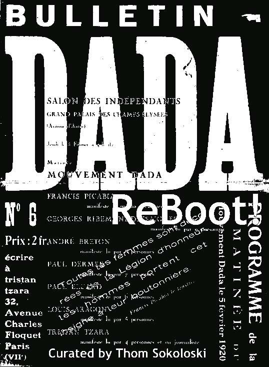 Dada ReBoot Program