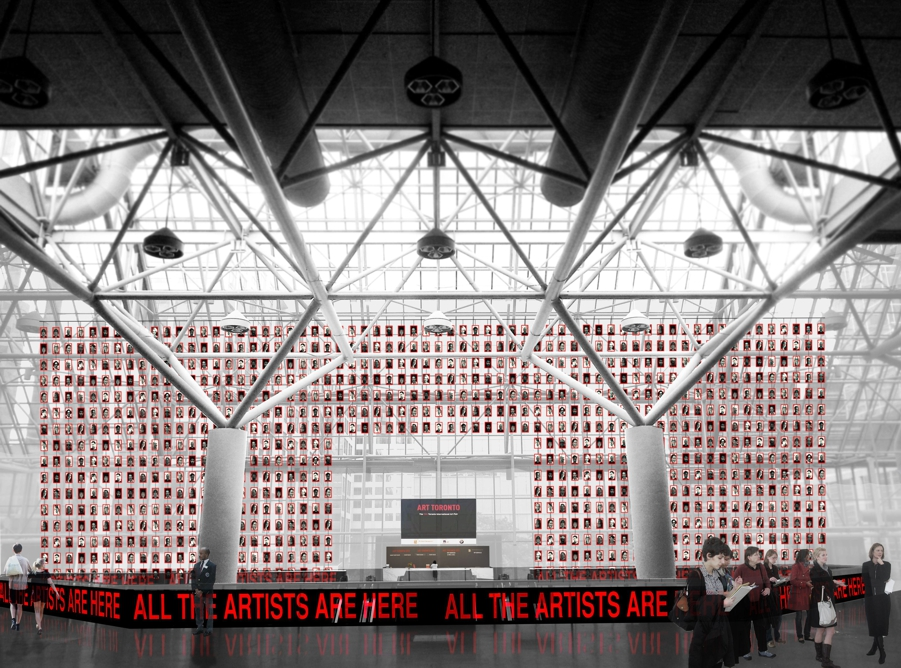 All The Artists Art Toronto 2013