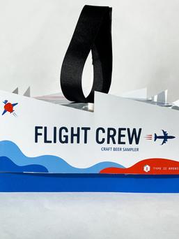 Flight Crew Sampler (front)