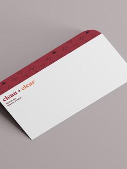 Stationery Envelope
