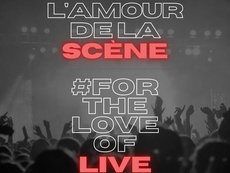 L'industrie canadienne de la musique sur scène a besoin de votre aide!