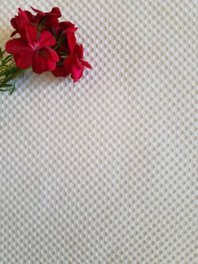 LACOMA Full Ivory Matelasse Cotton Portugal
