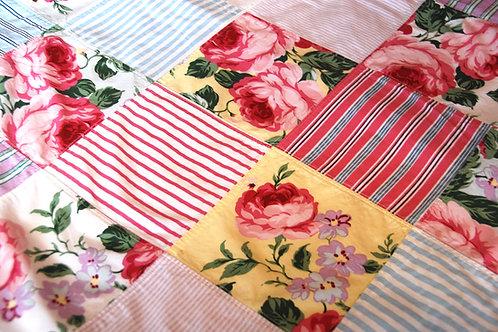 Ralph Lauren Watermill Patchwork Shower Curtain