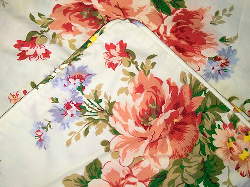 Ralph Lauren Petticoat Twin Duvet~Reversible~Cotton