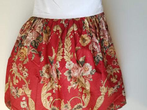 """Ralph Lauren Danielle Marseilles Queen Bed Skirt 14"""""""