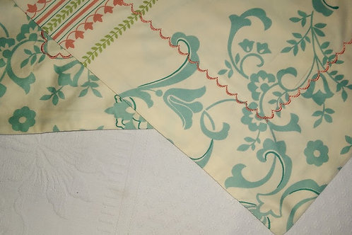 Sferra 1891 St. Tropez King Shams~Pair~Cotton