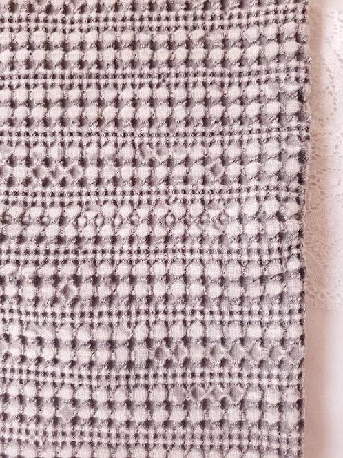 "Pottery Barn Honeycomb Euro Pillow Cover, 24"", Flagstone- Decorative Pillow"