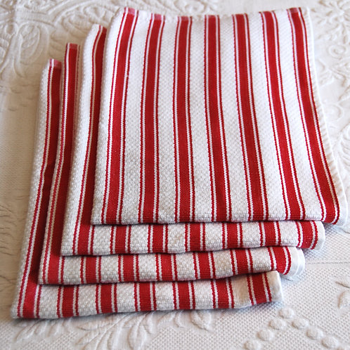 Williams Sonoma Waffle Kitchen Towels Set of Four
