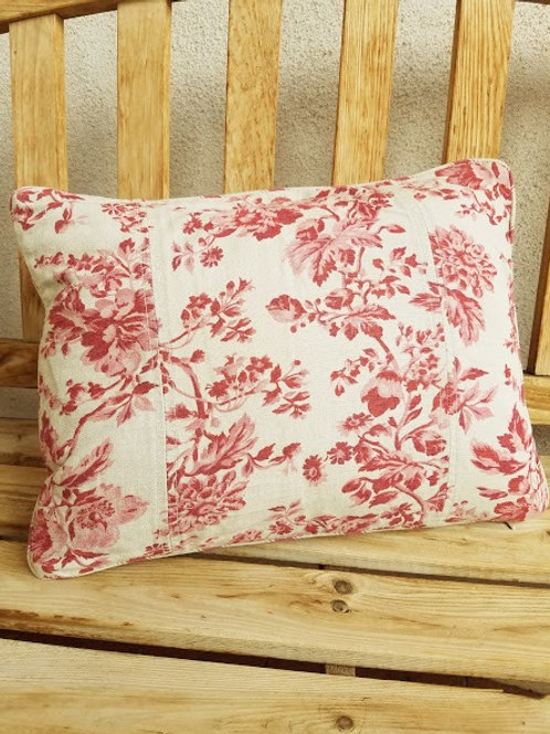 Pottery Barn Small Pillow~Linen Cotton