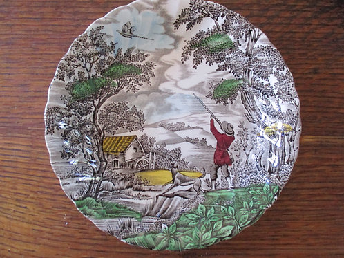 The Hunter Franciscan Staffordshire English Bowl