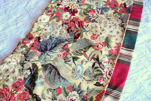 Waverly Home Fashion Valance~Rich warm colors