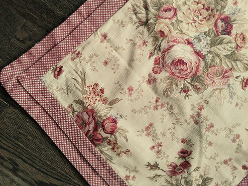 Waverly Norfolk Rose Standard Pillow Sham