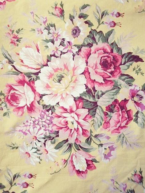 Brooke Sophie Ralph Lauren King Sheet set~Floral