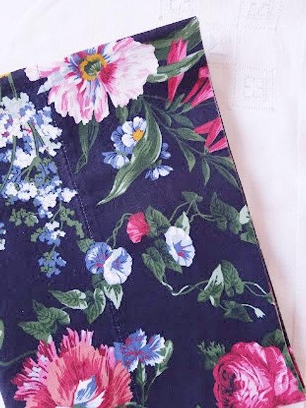 Ralph Lauren Cosette Black Isadora Standard Pillowcase
