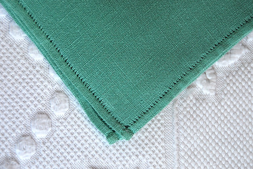 Luncheon/Cocktail napkins~ Set of 6~Creamy Green