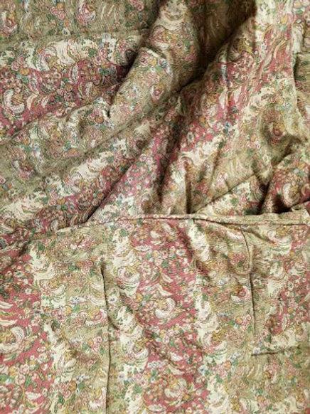 Ralph Lauren Hearthside Full Queen Comforter Linen