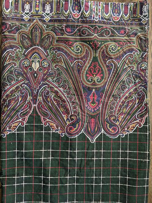 Ralph Lauren Dartmoor Bradley Queen Flat Sheet