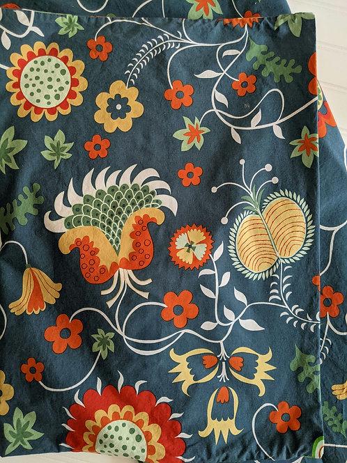 IKEA Rosenrips Full Queen Duvet Cover Case
