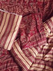 Ralph Lauren Remington Queen Comforter 4 Piece Set
