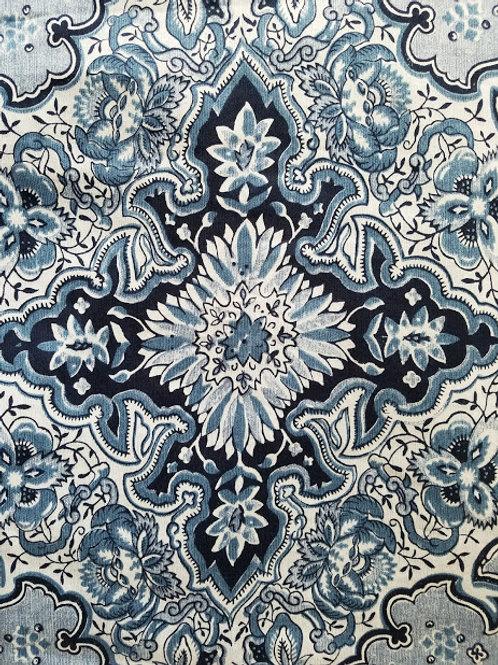 Southern Living Elston Duvet Cover Full/Queen & Two Standard Shams Set