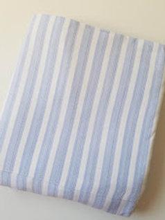 Crate & Barrel Cotton Queen Flat~Shirting Sheet