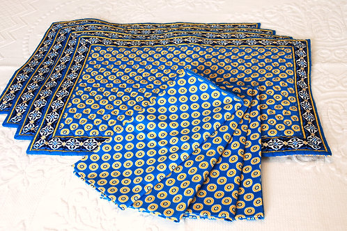 Vera Bradley French Country Riviera Placemats Napkins