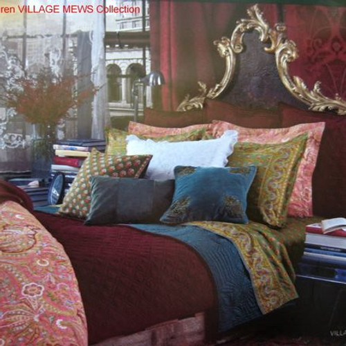Ralph Lauren Hotel Collection Bedding: All Bedding L Chickadee Vintage