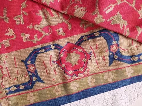 Ralph Lauren Conservatory King Case Pair Estate Egyptian Cotton Sateen
