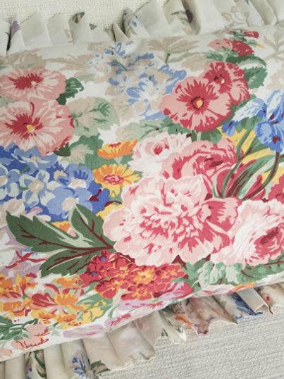 Ralph Lauren Southhampton Ruffled Lumbar Pillow