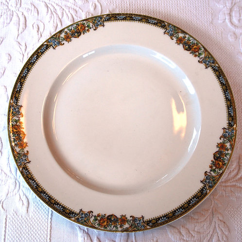 Chanson by Haviland Six Dinner Plates