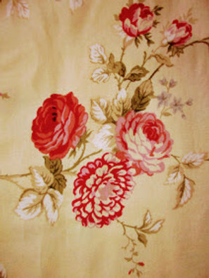 Waverly Rose Sonata Valance Harbor House