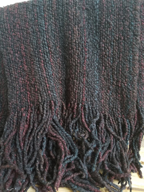 Kennebunk Home Throw~Dark~50x 40~Blend