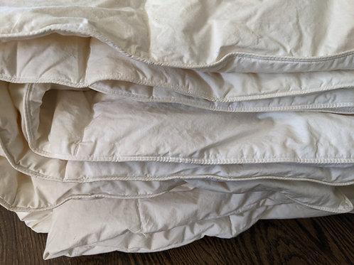 Ralph Lauren Polo White Goose Down Queen Comforter Insert