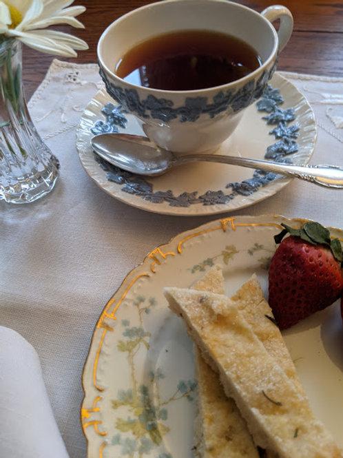 Wedgwood Etruria & Barlaston Cups & Saucers (8)
