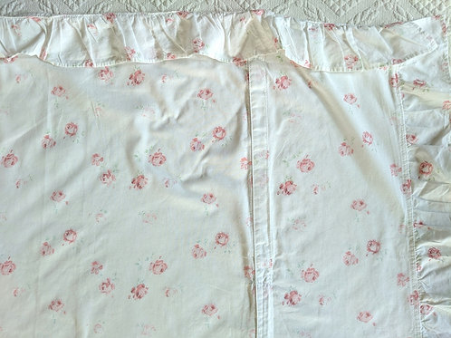 Simply Shabby Chic Balloon Floral Curtain Panel Pink 42″x 63″